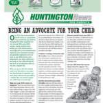 Huntington Newsletter