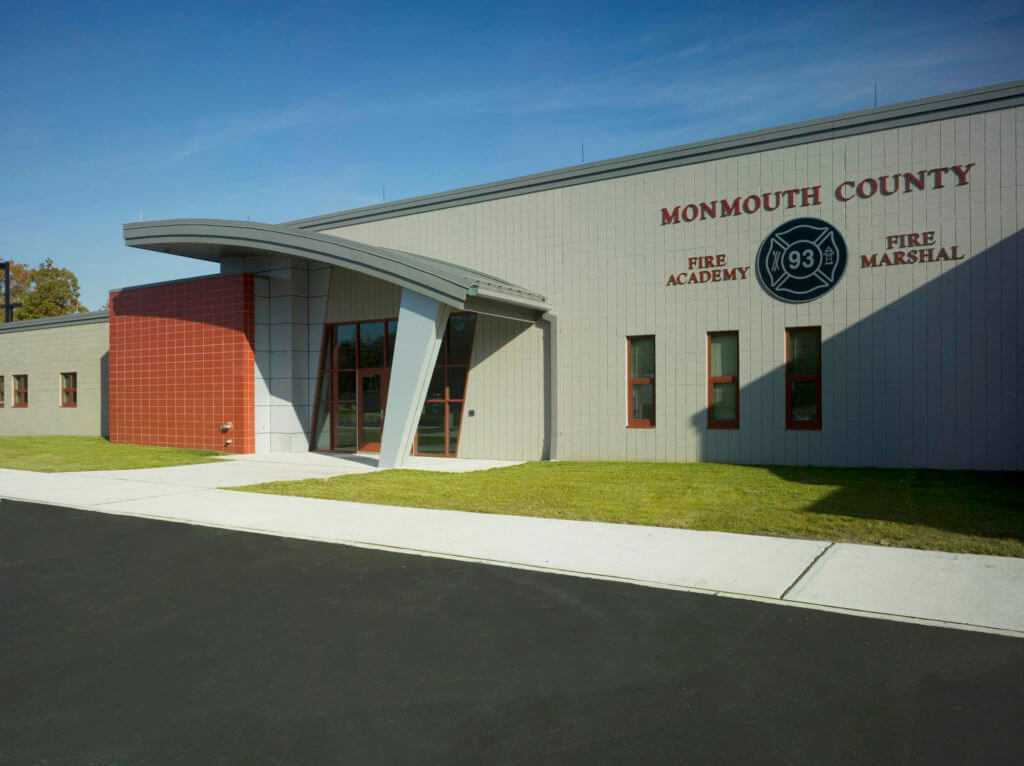 Monmouth County Fire Academy, Freehold, NJ