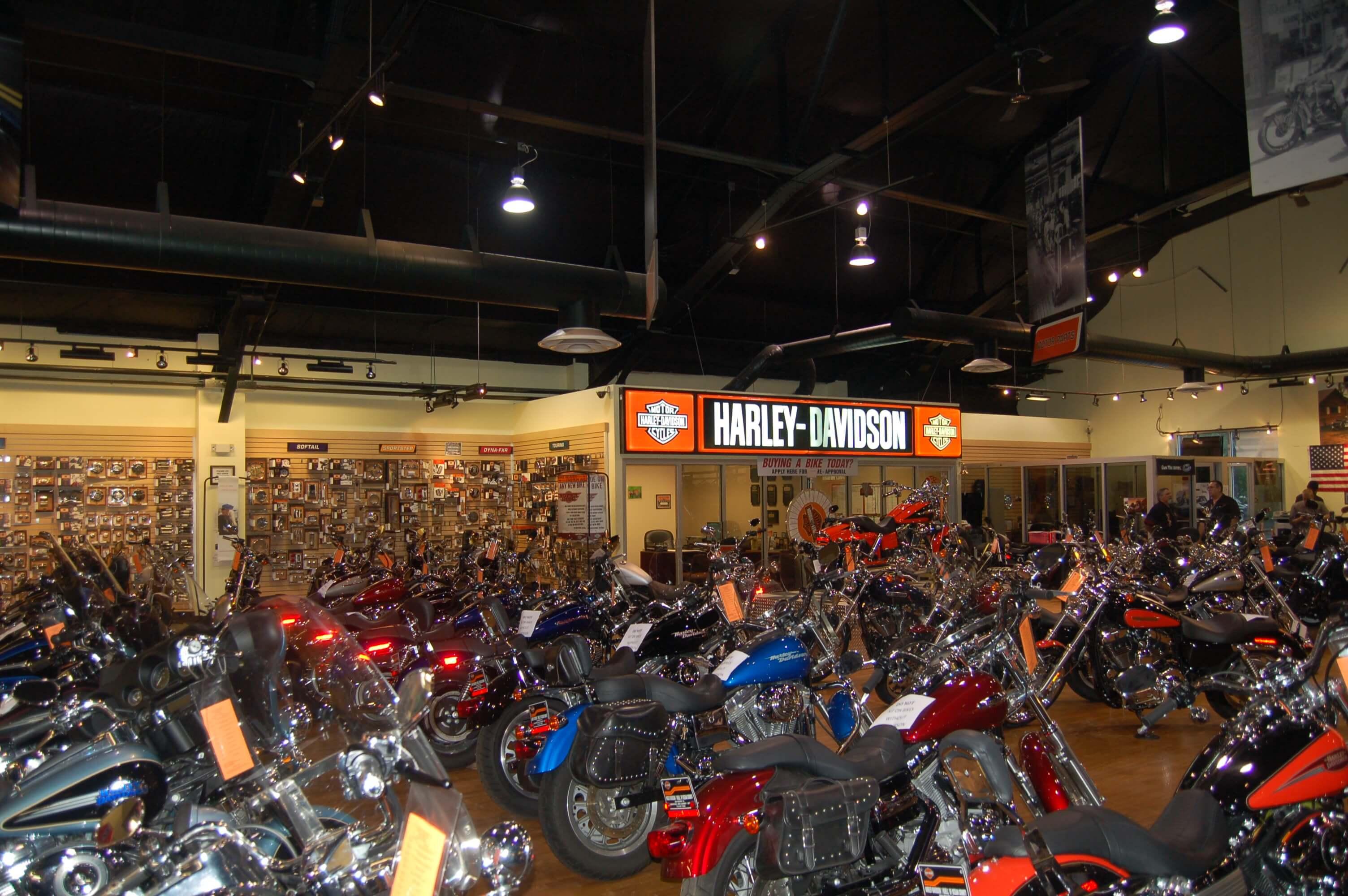Harley Davidson of Ocean County, Lakewood, NJ - Sonnenfeld + ...