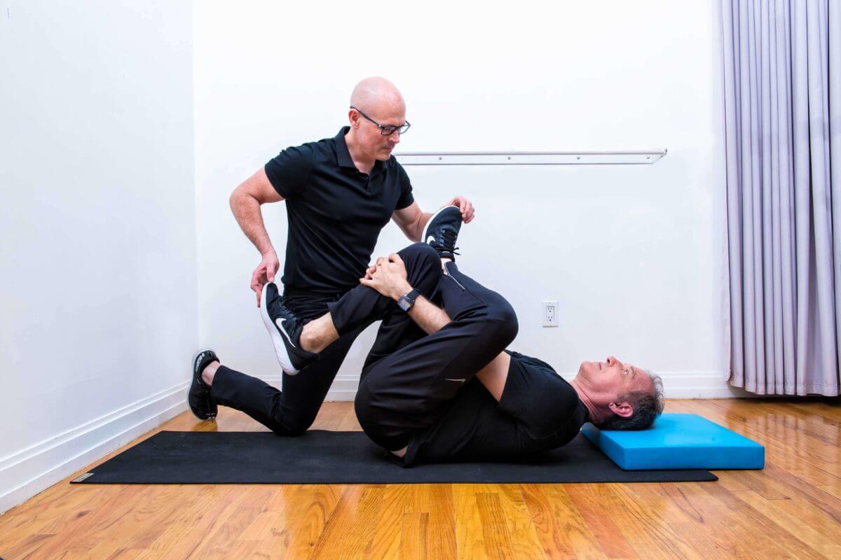 Myofascial Stretching