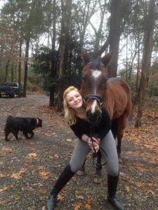Paige Buzard, Landscape Designer and Equestrian Specialist