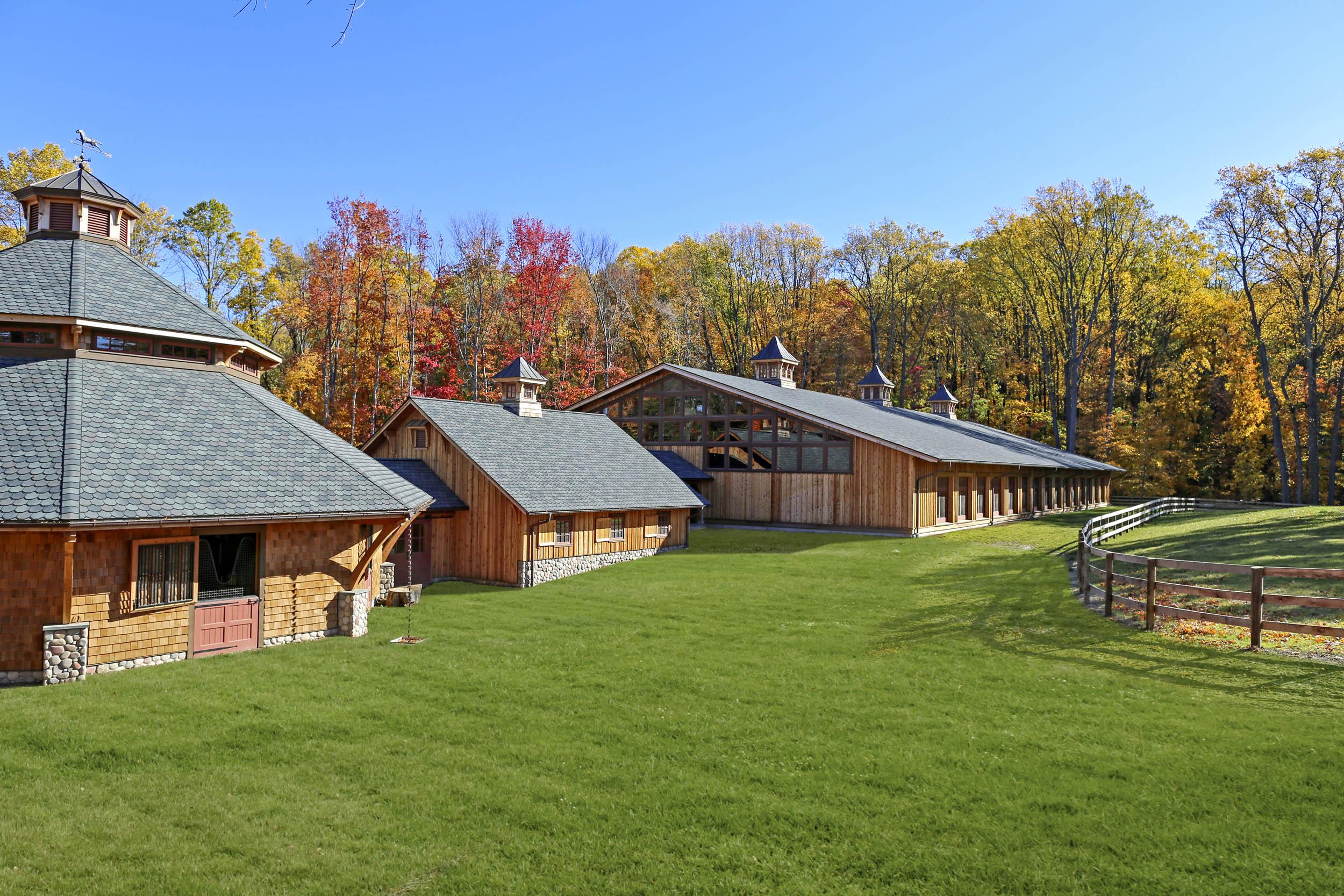 Private Equestrian Estate