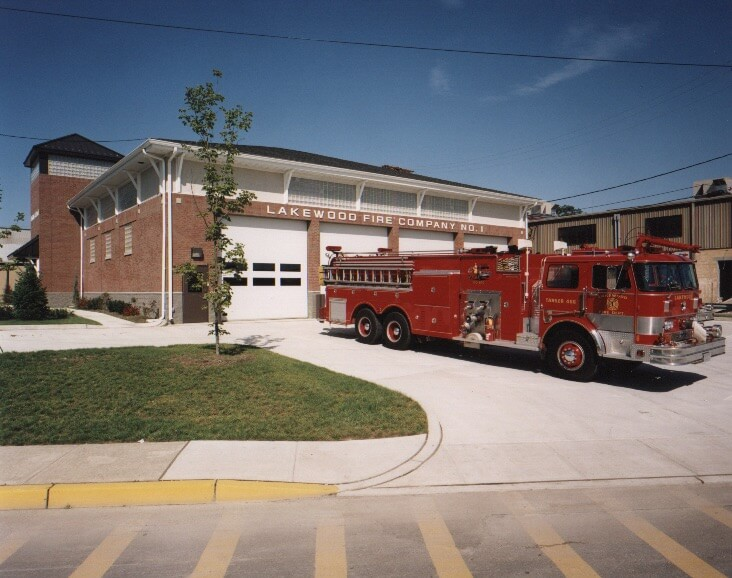 Lakewood Engine Company 1
