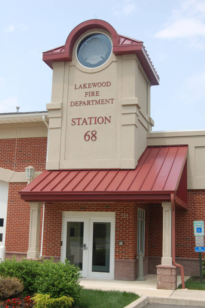 Lakewood Fire Complex