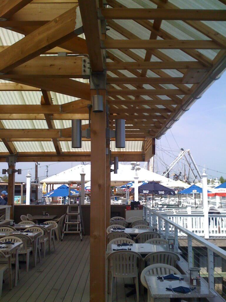 Wharfside Deck