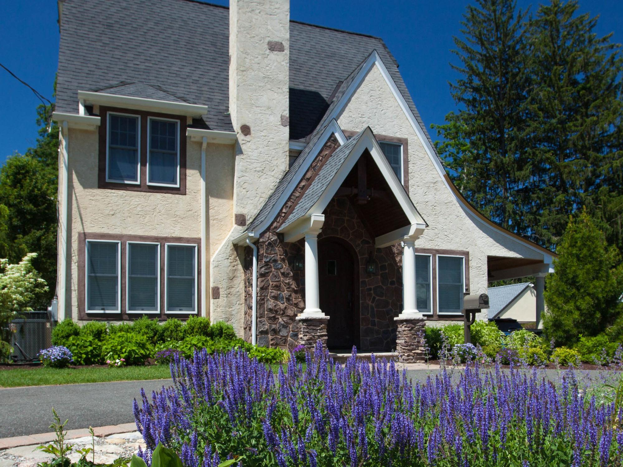 Residential Landscape Design Services by Above Par