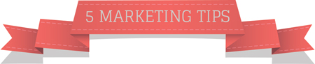 5 Marketing Tips from Creare Marketing