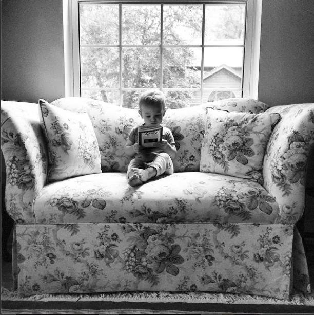 Instagram Post - My Son in the Sun