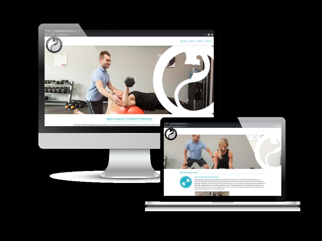 GHS Training Website Case Study