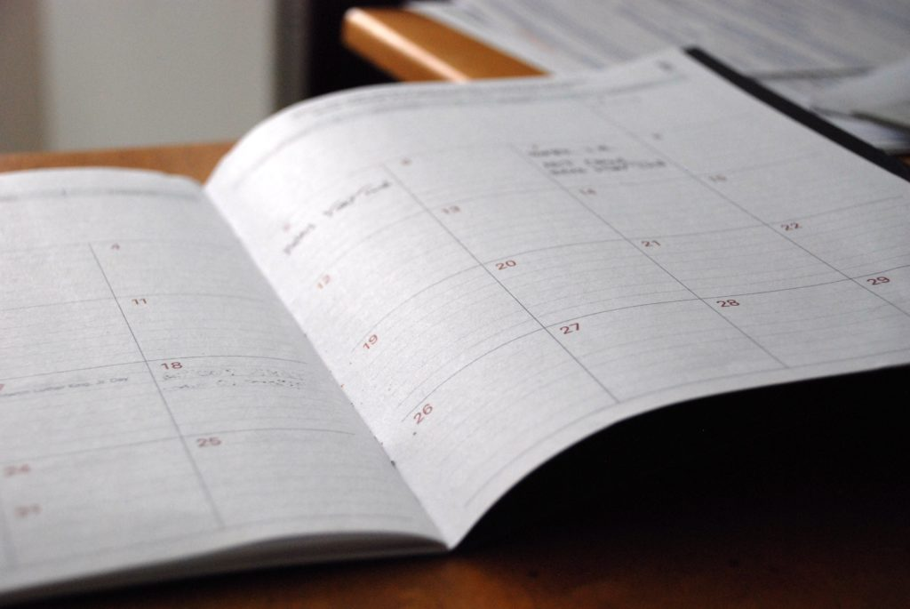 Creating a Content Calendar for your Business