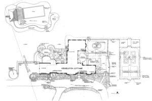 Kennelston Cottage conceptual plan