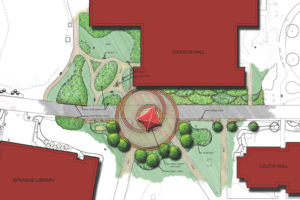 Montclair University conceptual plan