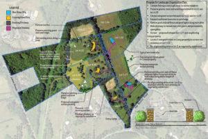 Van Beuren Farms subdivision plan