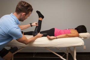 Knee baseline measurement