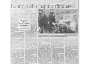 thumbnail of Danny-Aiello-inspires-filmmaker